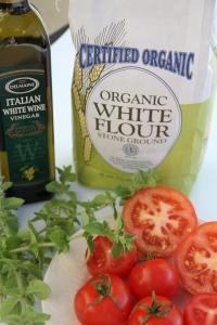 French Tomatoe Tart